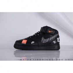 Nike Air Force 1 Low Just Do It Air Force One Slogan Theme Limited Edition Memorial High UNISEX
