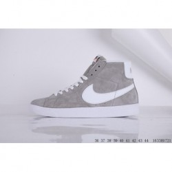 Nike blazer mid suede classic campus high blazer casual skate board shoes 1633h0721