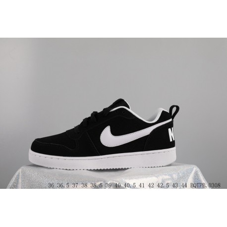 buy online bdc4d 07e5f NIKE Court Borough Low Sl Low Breathable Skate Shoes Bqtpb0308