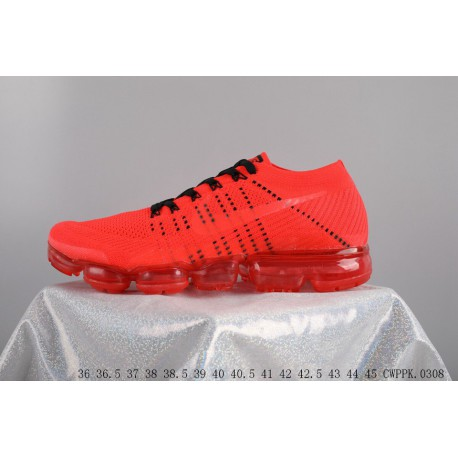 a00d5e7cea7a74 FSR Nike Air Vapor Max 2018 Flyknit 2018 Air Max Woven Flyknit Mesh  Breathable Trainers Shoes