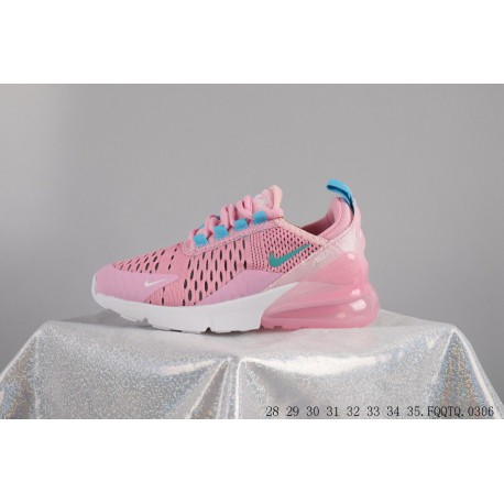brand new f2c3d 011ff Nike air max 270 woven half palm air official deadstock air racing shoes