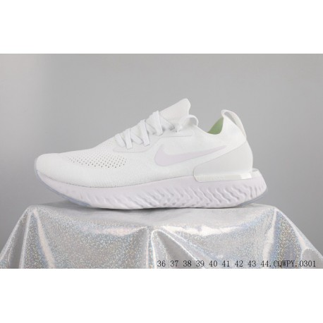 ed5daaaca95673 Hot cake attack nike epic react flyknit pro racing shoes 0301
