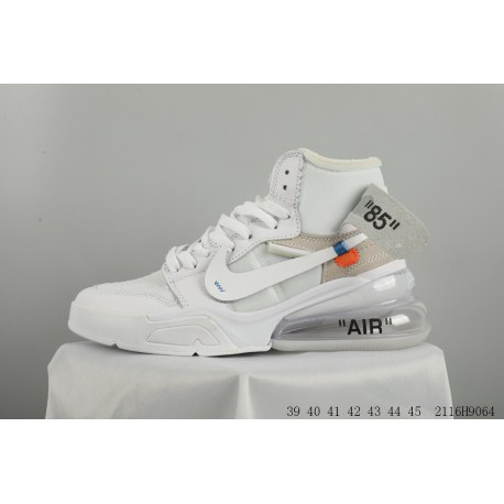 best sneakers 999ca cd1ee NIKE AIR Jordanx OFF-WHITE Nrg Aj1 Summer Deadstock Rear Half Palm Air Max  Crossover
