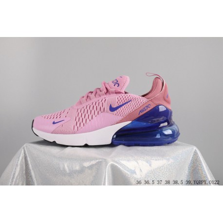 brand new 7d8b9 d738e Nike air max 270 woven half palm air official deadstock air racing shoes