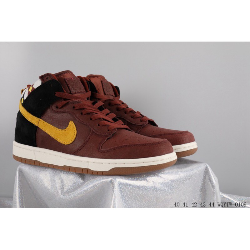 super popular 690f9 d8a1f ... Collection Nike SB Dunk Low Pro Trd Qs High Casual Skate Shoes
