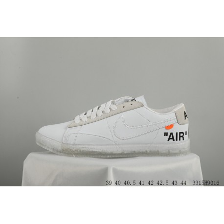 exclusive deals fashion temperament shoes Nike Sb Blazer Sale,Nike Blazer Sale Uk,FSR NIKE BLAZER LOW Crossover  Blazer Leather Upper Transparent Sole Fashion All-match C