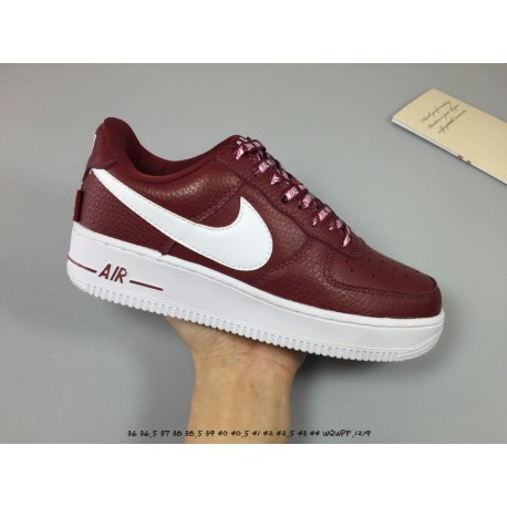 new styles d3949 c1f5e Nike Air Force 1 Air Force One Casual Vintage Skate Shoes
