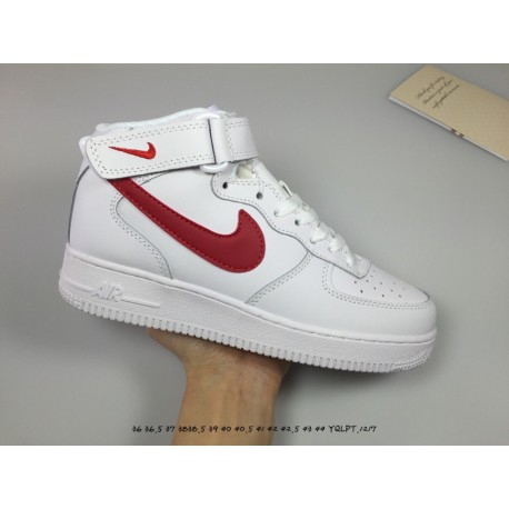 Nike Mens Running Shoes Sale,Nike Running Shoes Mens Sale,NIKE AIR FORCE 1 MID AF1 White Mens Womens Mid Casual Skate shoes