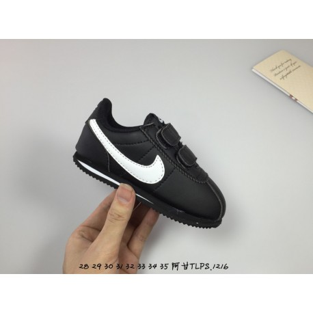 pretty nice a201c c5d18 Running Nike Shoes Sale,Sale Nike Running Shoes,NIKE Cortez Full Leather  Upper Velcro Kids Shoes T 1216