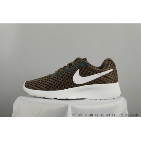 e94c108234b2 NIKE Tanjun 8 Summer London 3rd Generation Mesh Breathable And Lightweight  UNISEX Jogging Shoes Lightweight And