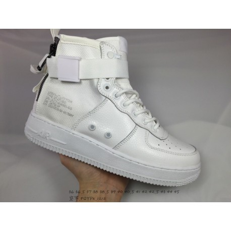 Leather Upper FSR Nike Air Force 1 Air Force One Upper Leather Upper High  Shoes 2017 66c471c700