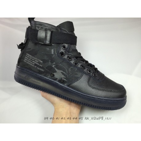 newest 4e4d6 9c5c1 Nike air force 1 air force one upper two-Layer high shoes 2017 summer hot