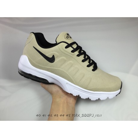 b866f19ca0f77 NIKE AIR MAX INVIGOR 95 Max95 Half Palm Air Trainers Shoes Full Pigskin
