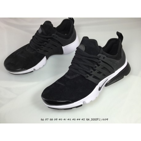 0d961b19f93a6 Collection nike air presto tp qs wang qiudong deadstock premium full  pigskin shock absorbing shoe trainers