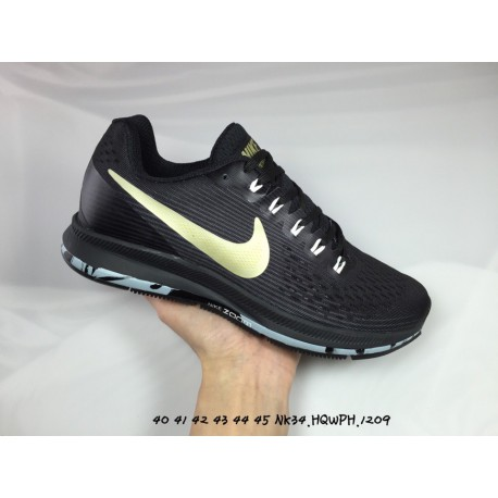 e15933ecbe7 NIKE AIR Zoom Pegasus 34 Lunar Epic 34th Generation Deadstock Jacques  Racing Shoes Breathable Cushioning Trainers