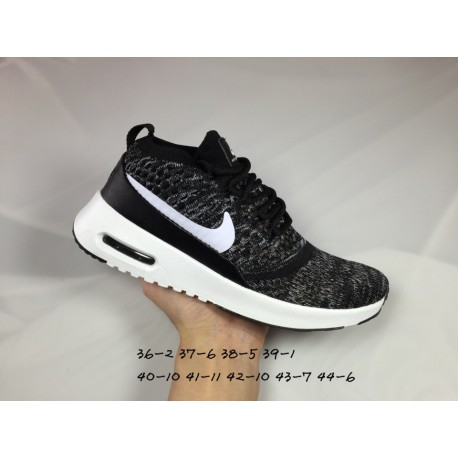 huge discount f28b8 d61fb NIKE AIR MAX Thea Ultra Fk 87 Generation Small Air Mid Summer Breathable  Flyknit