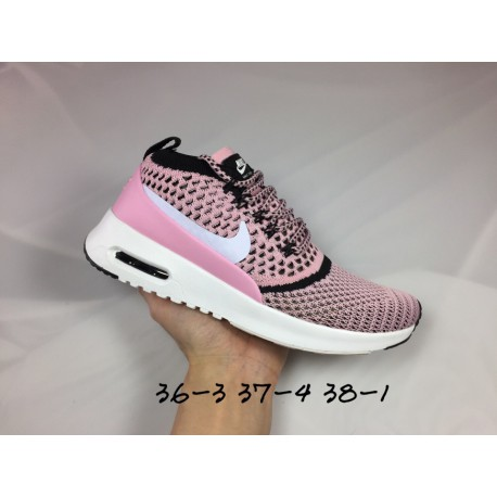 Nike Air Max Thea Small Air Breathable Casual Trainers Shoes