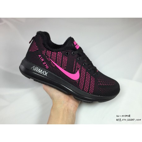 9d9c889e55 Nike air max 270 official synchronized air 270 cotton-wool Blend Flyknit Air  Cushioning Trainers