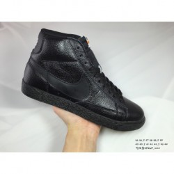 Good Shoes Recommended Blazer High NIKE Blazer Low Le Blazer Leather Upper Skate Shoes