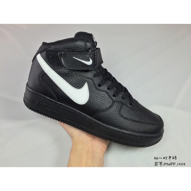 huge selection of b02e4 998dc Nike Air Yeezy Black Pink For Sale,Nike Air Yeezy 2 Black For Sale,NIKE AIR  FORCE 1 AF1 Black and White Mid Air Force One Skate