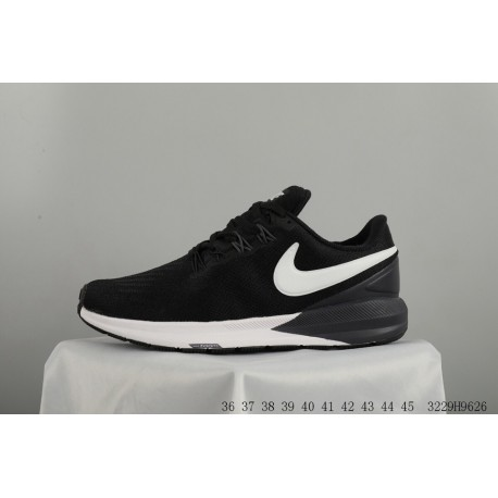 9457c24b9df0 NIKE AIR Zoom Structure 22 Lunar Epic 22 Generation Woven Mesh Cushioning  Hard Sports Hoes 3229h9626