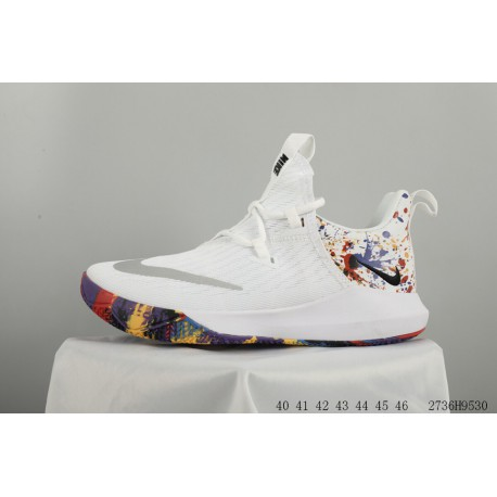 561ea679b9e NIKE Zoom SHIFT EP Men s Actual Combat Wearing Air Basketball-Shoes  2736h9530