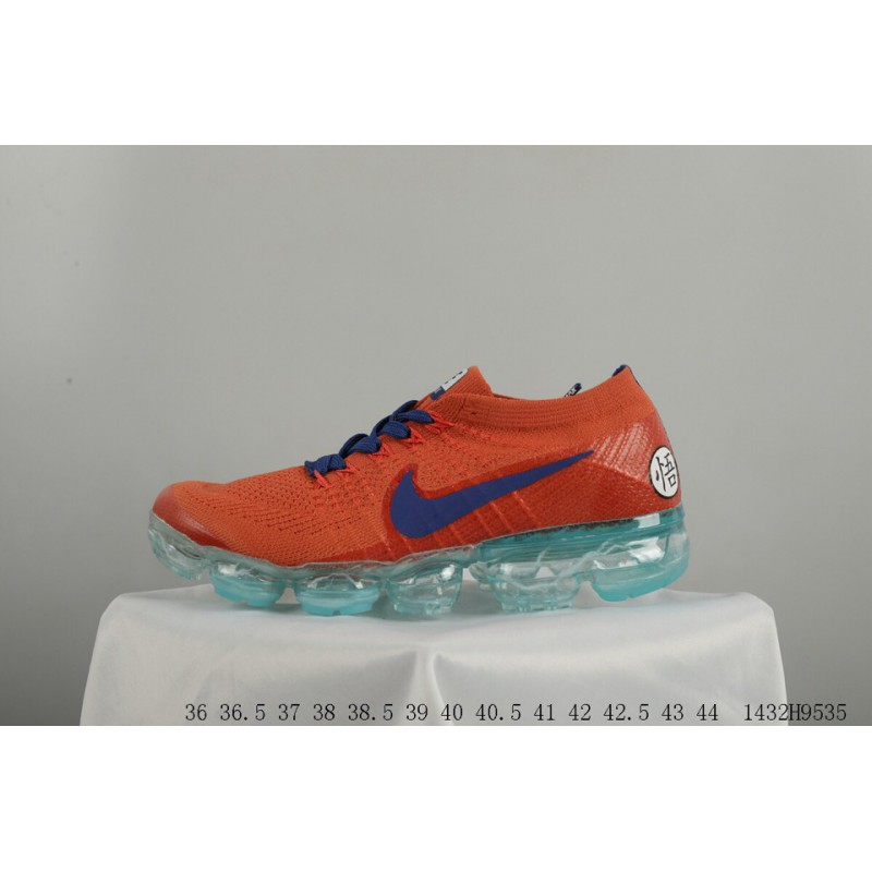 8e3565afa1b ... Nike Air VaporMax Flyknit 2018 Air Max Dragon Ball Super Destruction  Colors Colorway Bespoke Limited Edition ...