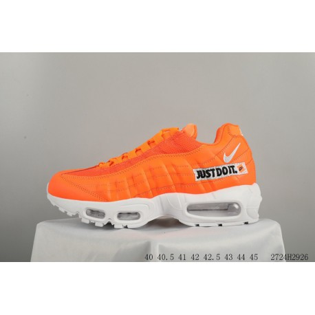 more photos 9915e 4e699 FSR Nike Air Max 95 JDI Just Do It Men Trainers Shoes 2724h2926