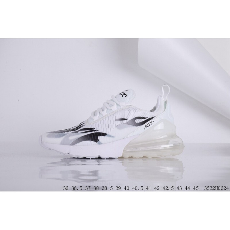 low priced d2cf7 b7d4c Nike air max 270 seat half palm air jogging shoes using the big net jaka  mesh ...