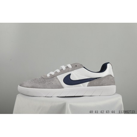 size 40 65e74 aeffd Nike SB Team Classic Deadstock Men s Classic Vintage Sports And Leisure  Skate Board Shoes Premium Pigskin