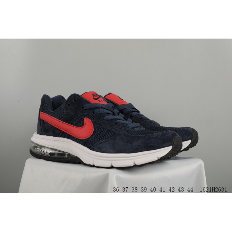 755ce2405ca4b ... NIKE AIR Max Mesh Breathable Leisure Shoe Rear Half Palm Air Shock  Absorber 1621h2631