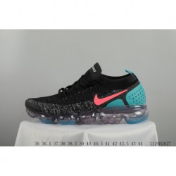 05cd51fac8fd Nike Air Vapormax 2018 Second Generation Small Hook Quality Total Air  Leisure Shoe 1129h2627