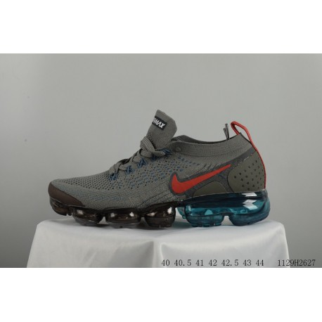 best service 35d21 a3771 Nike Air Vapormax 2018 Second Generation Small Hook Quality Total Air  Leisure Shoe 1129h2627