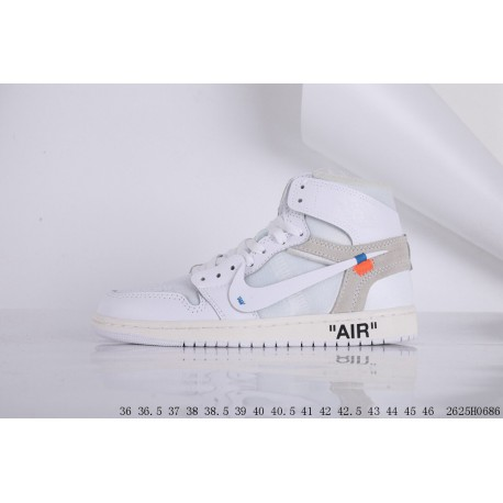 ee31a0698986c1 G5 tri-color Terminal Delivery Dt Original Nike Air Jordan 1 OFF White Aj1  Ow