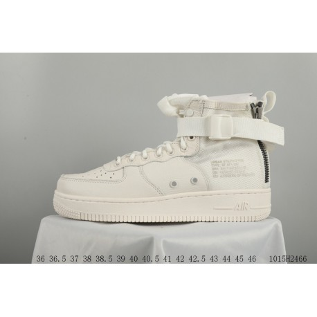 the latest 587ec e9ccb Nike Air Force 1 Mid 07 Sale,Nike Sf Air Force 1 Mid Sale,Premium Upper  NIKE SF Air Force 1 Mid Air Force Generation Zipper Mid