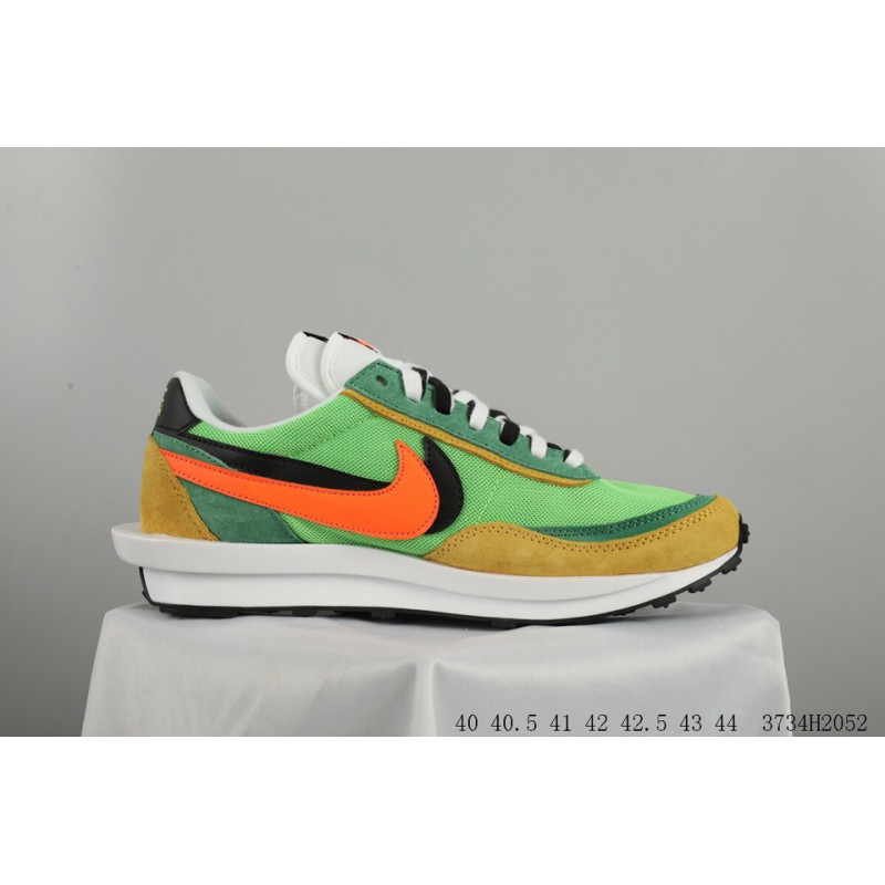 1acb30b5ff ... The 10: Nike Air Vapormax FX Green Yellow Orange LVD And Waffle  Daybreak Fusion Crossover ...
