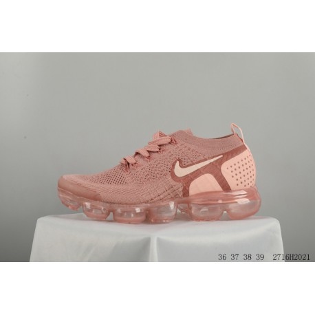 dc44bc09ab73 Nike Air Vapormax 2018 Second Generation Small Hook Quality Total Air  Leisure Shoe 2716h2021
