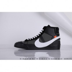 X Nike Blazer Mid Crossover Blazer High Skate Shoes