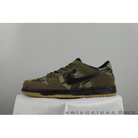 reputable site f42bc 2a00e FSR NIKE SB Zoom Dunk Low Pro Qs Fashion Comfort All-Match casual skate  shoes