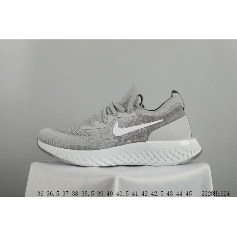 1088fc028af9 ... NIKE Womens NIKE EPIC React FLYKNIT Rhea Light Trainers Shoes Woven  Breathable Leisure Shoe FSR 2228h1624 ...