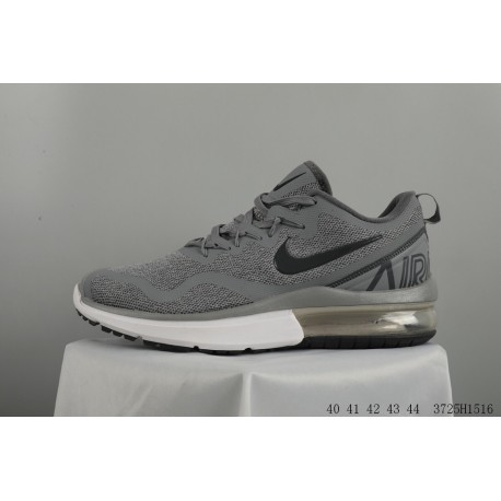wholesale dealer a20ca 7b955 NIKE AIR MAX Fury Breathable Sports And Leisure Air Trainers Shoes 3725h1516