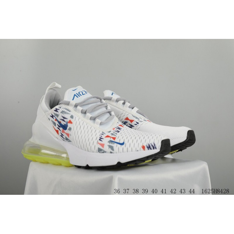 c27681e635af2 ... NIKE AIR MAX270 2018ss Deadstock Colorway Air Cushioning Trainers Shoes  Mesh Breathable Leisure Shoe 1625h8428