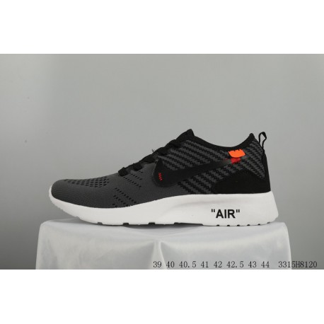 competitive price 5fff8 ae85e Nike Tanjun X OFF-White london three generations flyknit crossover 3315h8120