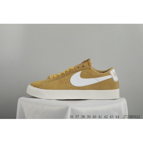 Nike w blazer low le blazer trends school white shoes sports and leisure skate shoes 2723h3022