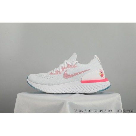 b4cb1a0d329f Pigeon nike epic react flyknit rhea pro granules ultra light breathable  trainers shoes 3716h2932