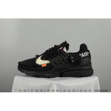 Nike Off White Presto For Sale,Off White X Nike Air Presto For Sale,Nike AIR PRESTO x Off White Crossover Wang mesh breathable