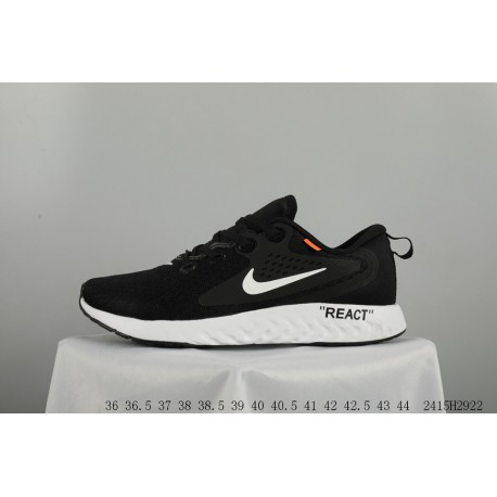 71603d0100e5 Official Version Of Rhea II Nike Epic React Flyknit Second Generation  2415h2922 Original Sole Technology Synchronization