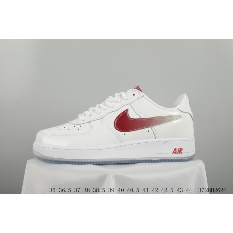 NIKE AIR Force 1 TAIWAN Af1 Air Force One Patent Leather Skate Shoes 3728h2624