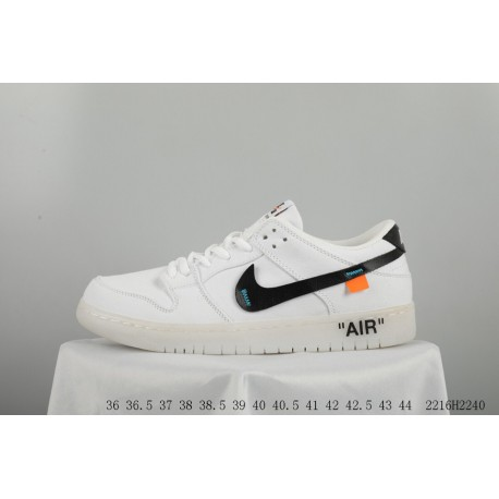 quality design 4418a 3e5d7 Off White X Virgil Abloh X Nike Zoom Dunk Low Pro SB Canvas Bespoke  Crossover Dunk