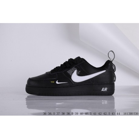 FSR Air Force Stringing Deadstock Skate Shoes Nike Air Force One Ow Short Edition Sports Low Skate Shoes 1613h0330